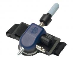 Jednotka Sundström SR 307 tlakový ventil pre kukly a polomasky modrá