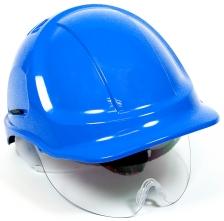 Ochranný očný priezor E-SPEC do prilby PW ENDURANCE / PROTECTOR s nosným mostíkom číry