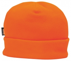 Čiapka KULICH flísová s podšívkou Thinsulate výstražná oranžová