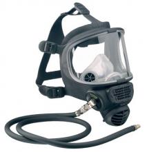 Celotvárová maska SCOTT PROMASK COMBI pripojenie na filter a tlakový vzduch