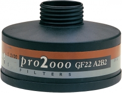 Filter SCOTT PRO2000 GF22 A2B2 so závitom 40 mm x 1,7""