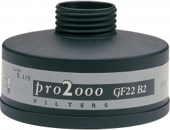 Filter SCOTT PRO2000 GF 22 B2 so závitom 40 mm x 1,7´´
