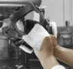 SABRECLEAR čistiace a nezahmlievajúce obrúsky jednotlivo balené 20 ks