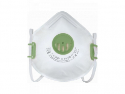 Respirátor RESPAIR S FFP3V ventil SLIM skladaný