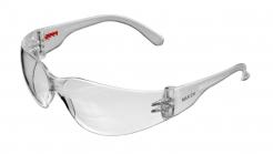 Okuliare C4 atraktívne polykarbonátové nastaviteľné číre