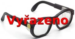 Okuliare VISTA béžové vrstvené sklá číre