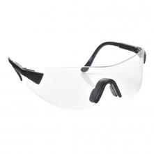 Okuliare PW36 Hi-Vision profilované polykarbonátové nezahmlievajúce sa nárazuvzdorné číre