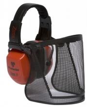 Zorník VMC nylon 350x200 vrátane držiaku k slúchadlám