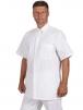 Košeľa pánska letná lekárska krátky rukáv biela