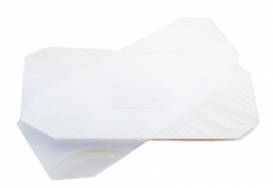 Fólia ochranná výmenná 100 ks na priezor dýchacej kukly Kolibri, Junior B, Junior B Combi