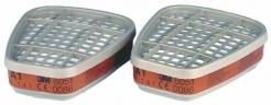 Filter 3M A1 6051 pre masku a polomasku 3M séria 6000