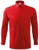 Košeľa Shirt long sleeve pánska dlhý rukáv červená veľkosť S