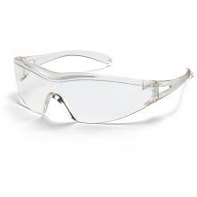 Okuliare UVEX X-ONE transparentný rám nepoškriabateľné ochrana proti UV žiareniu číre