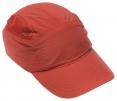 Náhradný poťah na čiapku so škrupinou FBC+ štandardná dĺžka šiltu červená