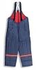 Nohavice CLASIC BLUE NEW zateplené mraziarenské modré veľkosť XL