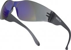 Okuliare BRAVA MIRROR UV filter odolné proti poškriabaniu priezor tónovaný zrkadlový