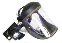 Kukla dýchacia CRUSAIDER Lite ventilovaný štít PC