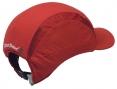 Čiapka so škrupinou PROTECTOR FB3 skrátený štítok červená