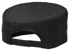 Čiapka CHEFS Skull kuchárska PES/BA sťahovanie čierna