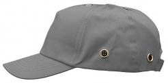 Náhradný poťah na čiapky so škrupinou VOSS Cap sivý