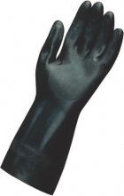 Rukavice MAPA TECHNI MIX 415 neoprén/latex tenké čierne veľkosť 9