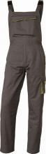 Montérkové nohavice MACH 6 PANOSTYLE s náprsenkou sivo/zelené veľkosť XL