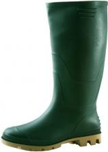 Obuv gumáky GINOCCHIO PVC zelené veľkosť 42