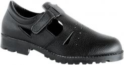 Obuv sandál wibram poltopánka perforovaná