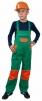 Montérkové nohavice PINOCCHIO náprsenkové detské veľkosť 150 cm