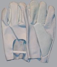 Ochranné pracovné rukavice celokožené jemná teľacina pyrotechnické sivé  veľkosť 8 2f655e9fc9