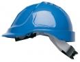 Prilba PROTECTOR STYLE 635 ventilovaná upínanie novou račňou modrá