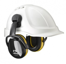 Mušľové chrániče sluchu EC10 na prilbu