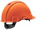 Prilba G 3000 UVikátor EX nastaviteľná račňou oranžová