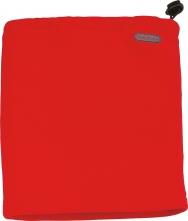 Nákrčník CHAMONIX flísový červený