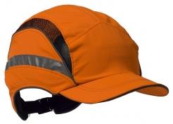 Čiapka so škrupinou PROTECTOR FB3 HV štandardný štítok výstražná oranžová