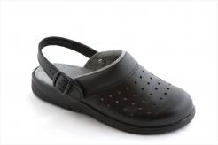 Obuv sandál dámsky 231 PU tvarovaný klin pásik cez pätu veľkosť 41