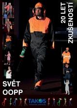 Katalóg pracovných odevov a OOPP - 20 rokov skúseností