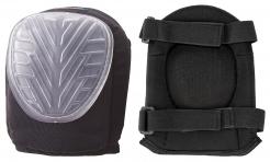 Nákolenníky SUPER GEL vrecko z PVC plneno gélom s elastickými popruhmi čierne