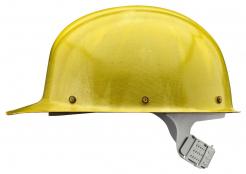 Prilba VOSS INTEX laminátová pre horúce prevádzky prírodná hnedá