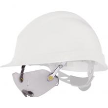 Okuliare FUEGO pre ochranné prilby DELTA PLUS skladacie stráničky UV400 číre