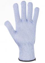 Rukavice Sabre-Lite CUT 5/D protirezné úplet HPPE/oceľové vlákno/PES pružná manžeta sivé