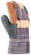 Rukavice ARDON ROCKY WINTER kombinované zateplené hovädzia pestrá lícovka