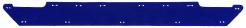 Potní pásik na přilbu Schuberth Wellvitex Z+ na hlavový kříž I/79 + I/80 hypoallergický pěnový modrý