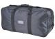 Taška cestovná PW DUO 70 x 35 x 23 cm objem 65 litrov PES/PVC zosilnené uši popruh cez rameno čierna