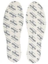 Vložky do obuvi Actifresh antibakteriálne perforované zastřihovatelné biele