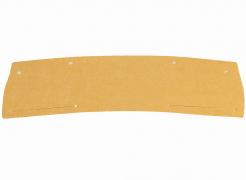 Potný pásik Rockman do prilby C6, C6R, E6, E6R, Ranger, Eleman dĺžka 215 mm hladená koža svetlý