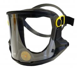 Kukla dýchacie Multimask Pre Klick Foam ventilované štít k Proflow a e-Flow penové tesnenie bez hadice čierna