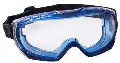 Okuliare Ultra Vista NV polykarbonátový zorník textilná guma nevetrané nezahmlievajúce číre