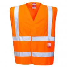 Vesta PW Flame Resistant Hi Vis výstražná reflexné pruhy nehorľavá Index 1 oranžová