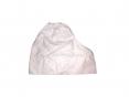 Návlek na obuv TONET C2 materiál TYVEK zosilnený zospodu jednorazový holeňová gumička biely